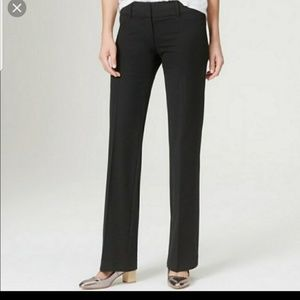 LOFT black trouser pants